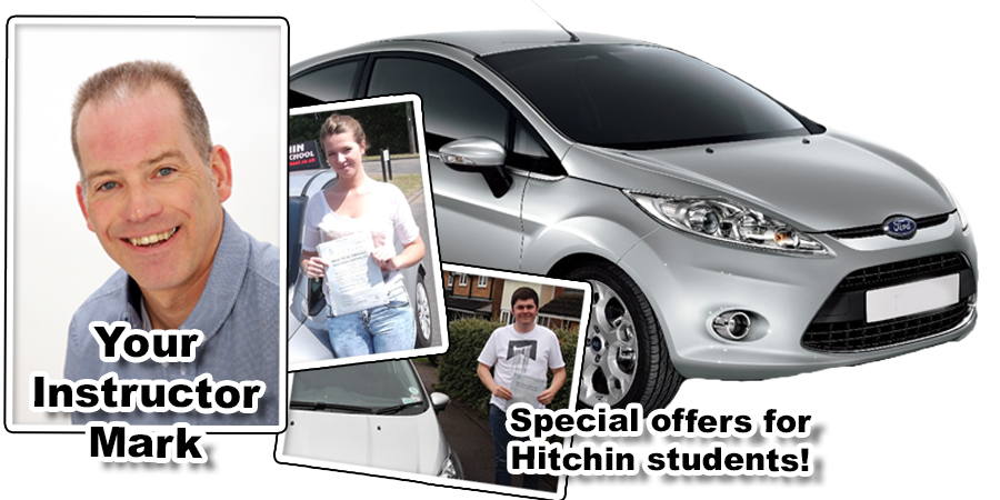 Driving lessons with Hitchin Driving School